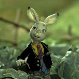 Кролик с капустного огорода