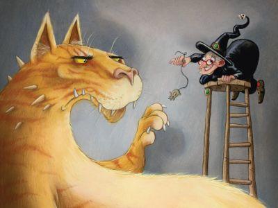 Отрывок из книги «Большая книга драконов и других фантастических существ»