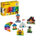 LEGO Classic 11008 Конструктор ЛЕГО Классик Кубики и домики