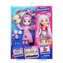 FailFix 38189F ФейлФикс Игровой набор кукла 2 в1 Кавай Кьюти с аксесуарами