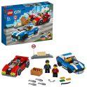 LEGO City 60242 Конструктор ЛЕГО Город Арест на шоссе