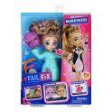 FailFix 38190F ФейлФикс Игровой набор кукла 2 в1 Слэйт Диджей с аксессуарами
