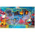 Fuzion Max 54301 Большой боевой набор Skyden, Jad Bal Ja, Destraptor, Rydenbolt