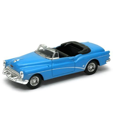 Welly 43664 Велли Модель винтажной машины 1:34-39 Buick Skylark 1953