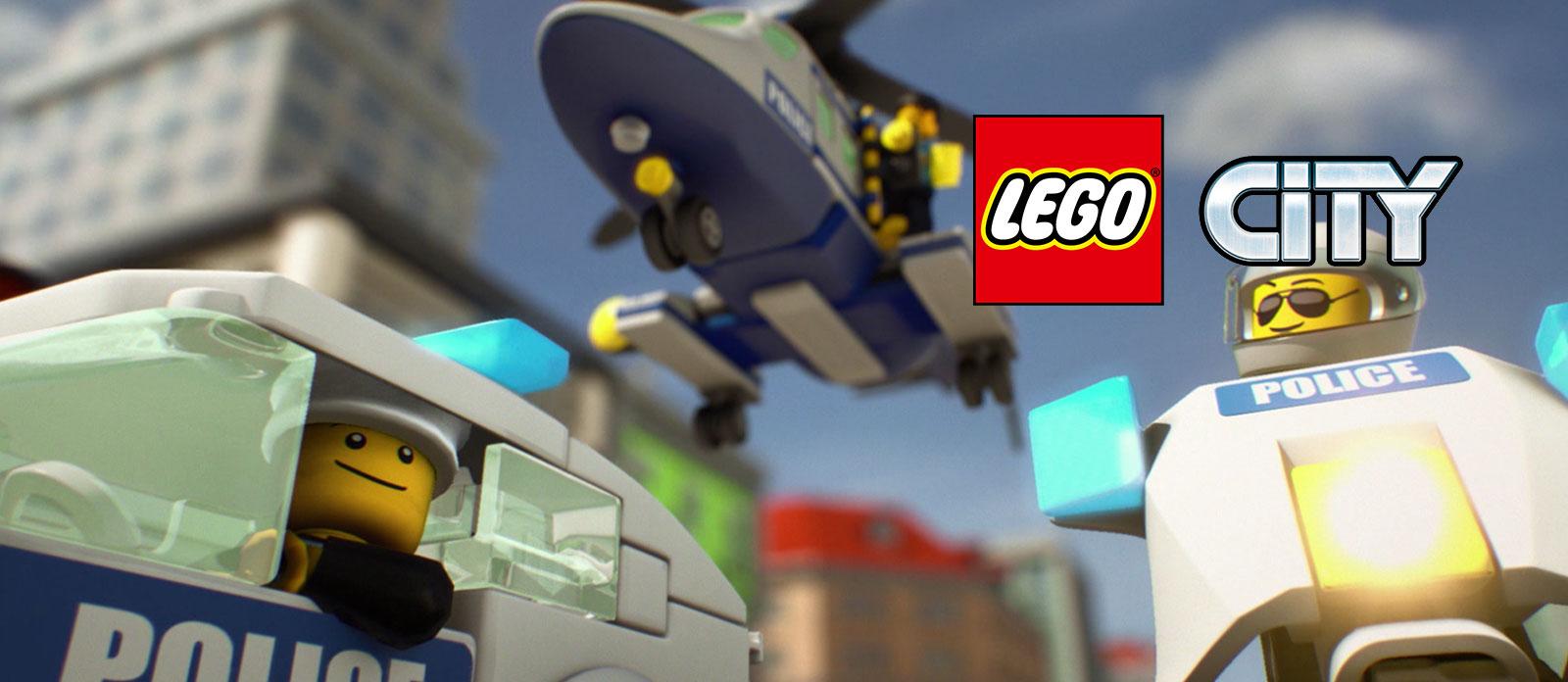 LEGO City 60246 Конструктор ЛЕГО Город Полицейский участок