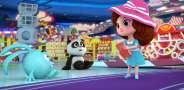 Панда и Крош