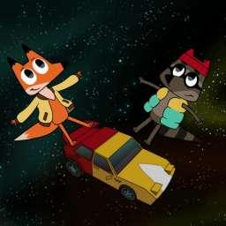 Лекс и Плу. Космические таксисты
