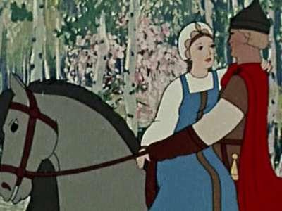 Хорошо ли вы помните мультфильмы по сказкам Пушкина?