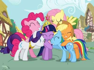 Кто вы из героев мультсериала «Дружба — это чудо»?