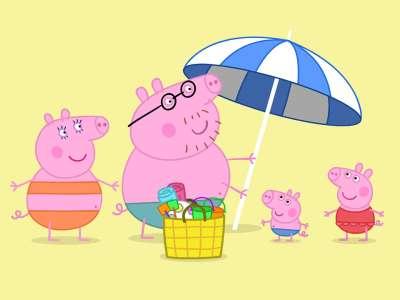 Угадайте персонажей «Свинки Пеппы» по картинкам!
