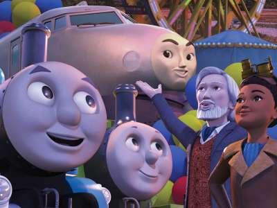 Мультфильм «Томас и его друзья. Удивительные механизмы»