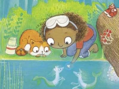 Отрывок из книги «Спасите речных коньков!»
