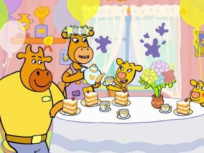 «Оранжевая корова»: внимательно ли вы смотрели мультсериал?