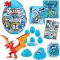 """Zuru Smashers 7455-2 Гигантское яйцо динозавра """"Ледниковый период"""" (высота 28 см), красная рука"""
