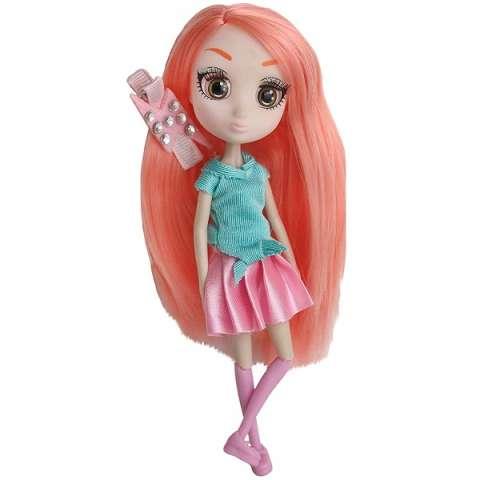 Shibajuku Girls HUN6879 Кукла Мики 2, 15 см