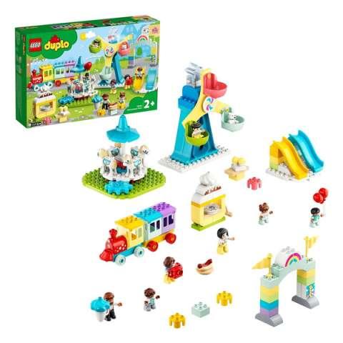 LEGO DUPLO 10956 Конструктор ЛЕГО ДУПЛО Парк развлечений
