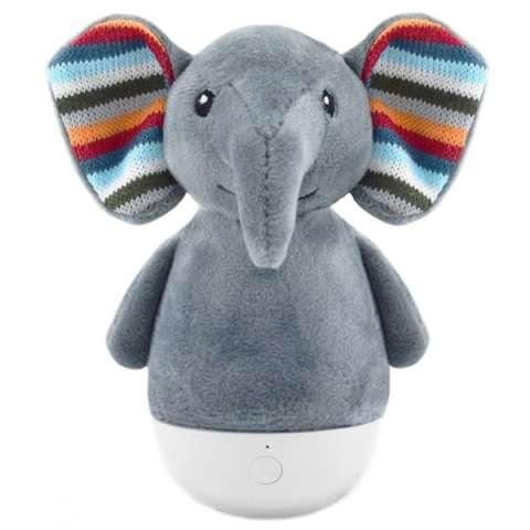 ZAZU ZA-ELLI-01 Ночник-неваляшка Слонёнок Элли