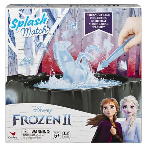 Spin Master 6054444 Настольная игра Холодное сердце Вихрь