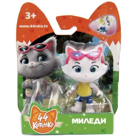 Toy Plus 44 Котёнка 34122 Фигурка Миледи 7,5 см