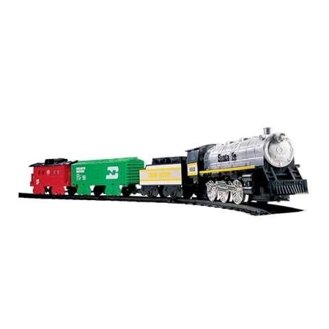 Eztec 60626 Железная дорога SANTA FE SPECIAL TRAIN SET (29 частей)