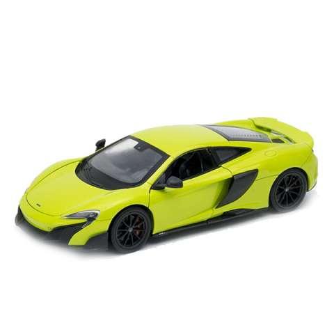 Welly 24089 Велли Модель машины 1:24 McLaren 675LT Coupe