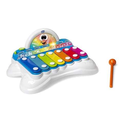 """CHICCO TOYS 98191AR Музыкальная игрушка """"Ксилофон"""""""