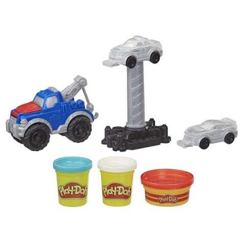 "Hasbro Play-Doh E6690 Игровой набор Wheels ""Эвакуатор"""