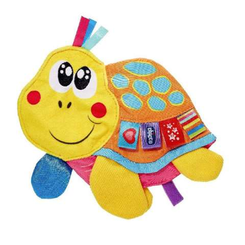 "CHICCO TOYS 7895AR Развивающая игрушка ""Черепаха"""