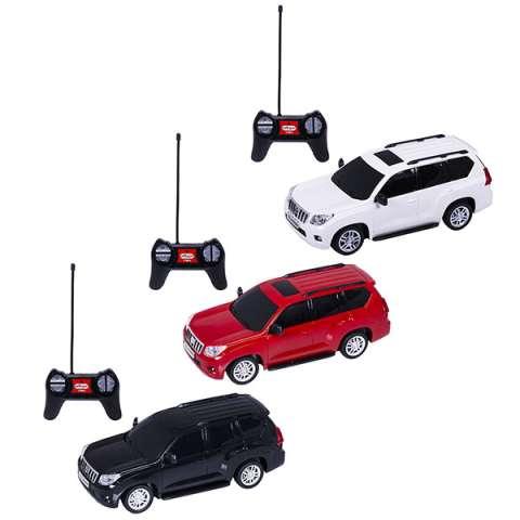 Wincars DS-2012 Toyota Prado (лицензия), Р/У, масштаб 1:24, ЗУ в комплекте