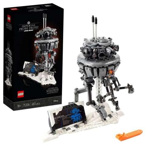 LEGO Star Wars 75306 Конструктор ЛЕГО Звездные Войны Имперский разведывательный дроид