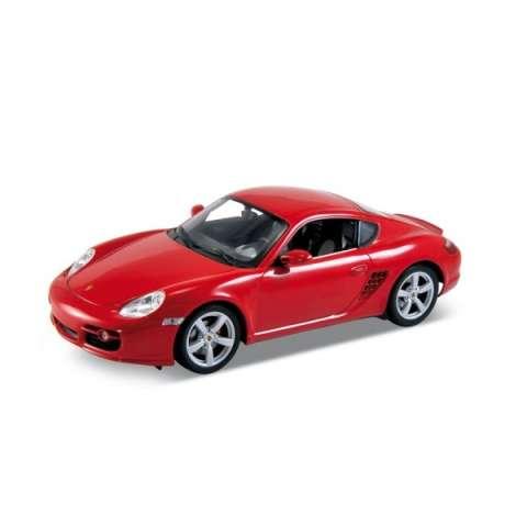 Welly 18008 Велли Модель машины 1:18 Porsche Cayman S