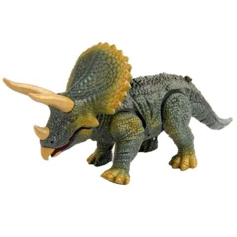 HK Industries 9988 Динозавр Triceratops, р/у