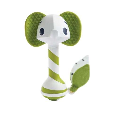 """Tiny Love 1177001110 Развивающая игрушка """"Слонёнок Сэм гремит"""""""