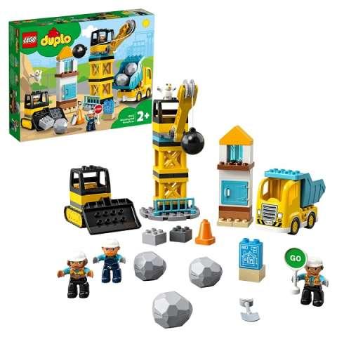 LEGO DUPLO Town 10932 Конструктор ЛЕГО ДУПЛО Шаровой таран