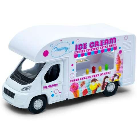 Welly 92659 Велли Модель машины Ice cream Van